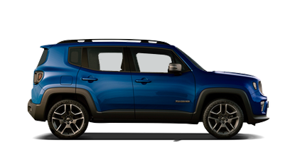 Jeep Renegade 4x2 automatic