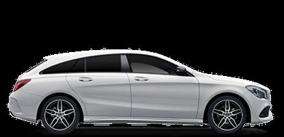 Mercedes CLA estate automatic